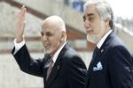 جزئیات توافق بزرگ سیاسی عبدالله و اشرف غنی