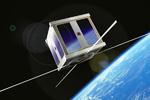 ايران تصنع النموذج الهندسي للقمر الصناعي المكعب القادر على التحليق في الفضاء