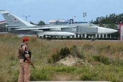 مقابله پدافند هوایی روسیه با ۲ پهپاد مهاجم به پایگاه حمیمیم سوریه