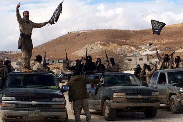 یورش تروریستها و ارتش ترکیه به مواضع ارتش سوریه در شرق ادلب