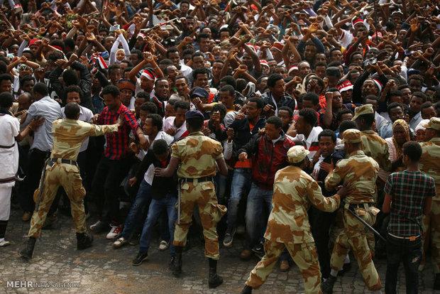 ارتش اتیوپی مسئول تامین امنیت در ایالت جنوب شد