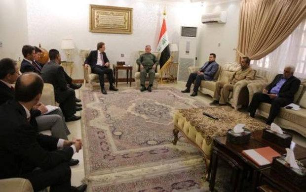 الحشد الشعبي سيشارك بتحرير الموصل ولن نسمح بمشاركة اي قوة أجنبية