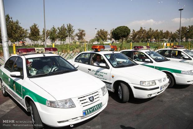 آمادگی کامل پلیس کرج در ایام نوروز/استقرار گشتهای شبانه روزی