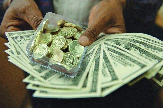 زمینلرزه در بازار سکه/تمامبهار طرح قدیم ۱۴ هزار تومان ارزان شد