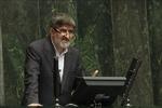 علی مطهری در مجلس