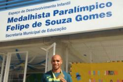 برزیلیها مدارس خود را به اسم مدالآوران پارالمپیک نامگذاری کردند