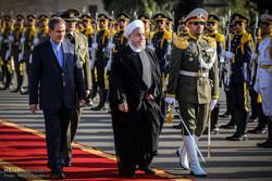 بدرقه رییس جمهور در سفر به سه کشور جنوب شرق آسیا