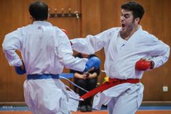 انتخابی تیم ملی کاراته