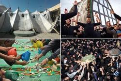 ایران دوباره کربلایی شد؛ در شهر و روستا غوغای محرم برپا است