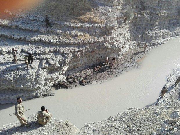 Twelve of the terrorists in Kermanshah
