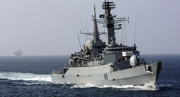 Navy's 43rd fleet returns Jask, navigating north Indian Ocean