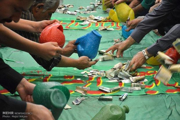 مراسم قلک شکن و بازارچه خیریه موسسه عترت فاطمی برگزار می شود