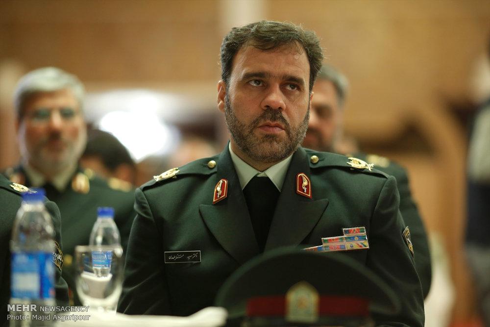 نشست نیروی انتظامی با سفرا و کارداران مستقر در تهران