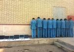 زاغزن بانکهای تهران و نوچههایش شکار شدند