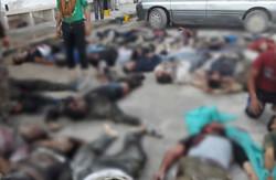 """تفجير في معبر أطمة شمال سوريا و""""داعش"""" تتبناه"""
