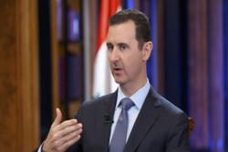 حلب کی آزادی کے بعد تدمر کو آزاد کرائیں گے، بشار الاسد