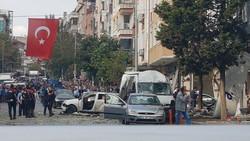 تفجير يستهدف مركزا للشرطة في اسطنبول