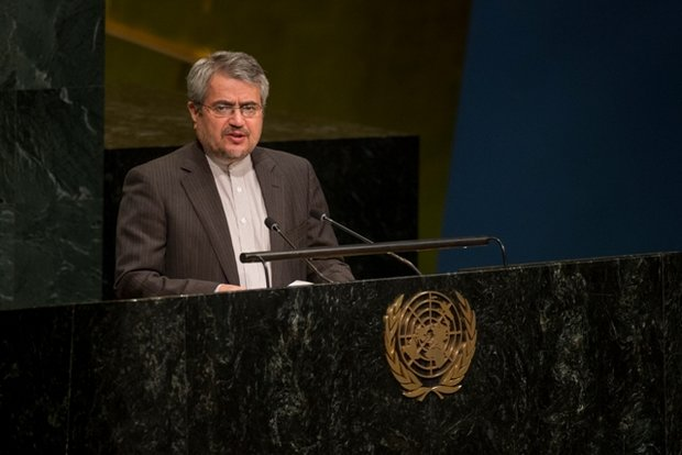 Iran urges new UN chief to face challenges with political will