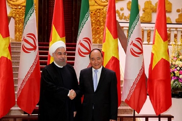 Vietnamese PM called for PTA,FTA with Iran