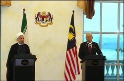Efforts initiated for deepening Tehran-Kuala Lumpur ties in 2016