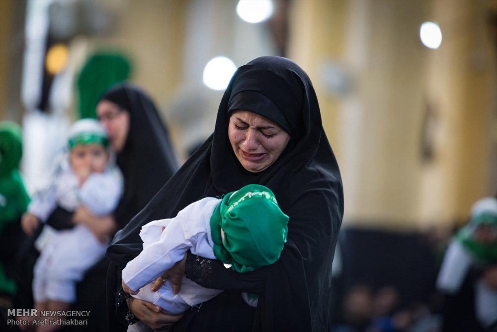 همایش شیرخوارگان حسینی استانها - ۳