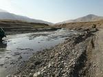 برداشت غیرقانونی شن و ماسه از رودخانههای لرستان؛ دستگاه قضایی ورود کرد