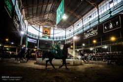مراسم تعزیه حصار خروان قزوین