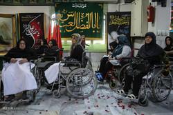 Muharram ceremony in Kahrizak Charity Foundation