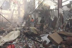 ارتفاع حصیلة العدوان السعودي على سجن الزیدیة إلی 60 قتيل