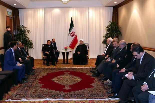 Tehran, Kuala Lumpur determined to boost ties
