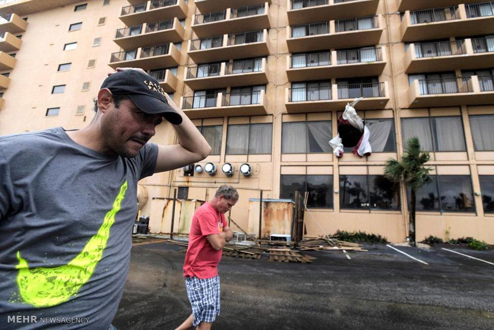 طوفان متیو در فلوریدا