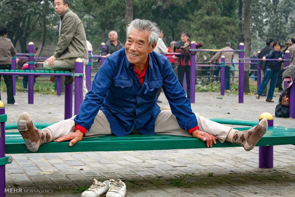برندگان مسابقه عکاسی با موضوع سالمندان