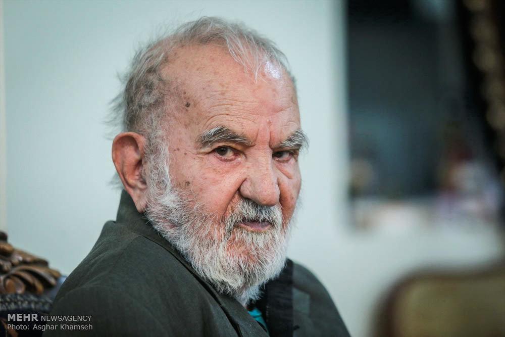 پدر تعزیه ایران