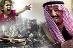 هیچ چیز جلوی دعای مظلوم را نمی گیرد/ تاملی بر جنایات آل سعود