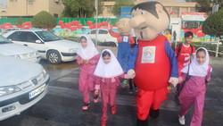 آمادگی۱۰۰ هزار همیار پلیس در ایلام برای نوروز ۹۶