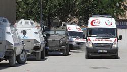 مقتل 8 جنود جراء انفجار سيارة مفخخة جنوب شرقي تركيا