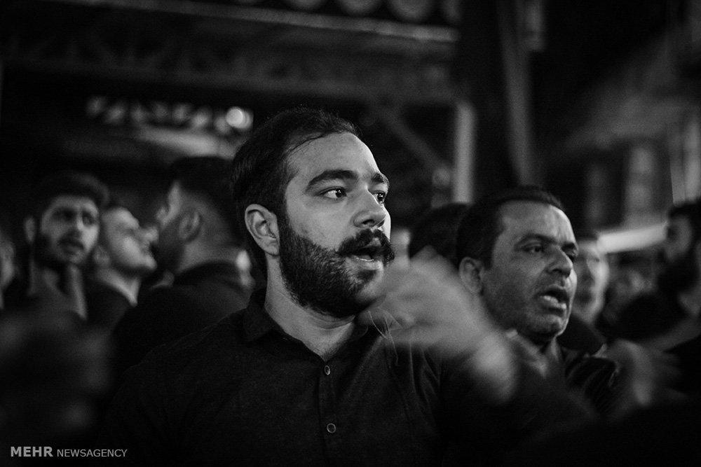 عزاداران حسینی در استان گلستان