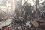 حملات گسترده سعودیها به «الحدیده» یمن
