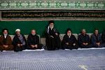 سومین شب عزاداری ایام محرم ۱۴۳۸ در حسینیه امام خمینی