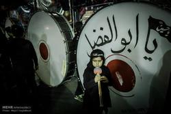 """مراسم """"شاه حسين"""" للعزاء الحسيني في تبريز/صور"""