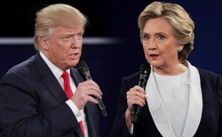 VIDEO: Full replay of Clinton, Trump's 2nd debate