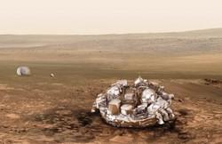 تازه وارد روباتیکی دیگر در راه مریخ