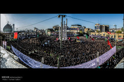 حسینیه اعظم زنجان ظرفیت جهانیسازی مسئله عاشورا را دارد