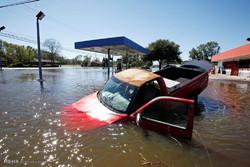 طوفان متیو در ایالت های کارولینا