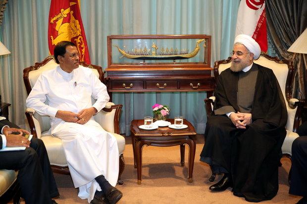 Iran ready to coop. with Sri Lanka on development plans