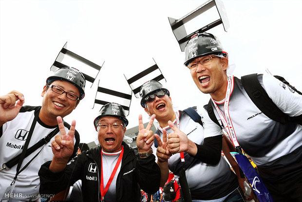 مسابقات فرمول یک در ژاپن