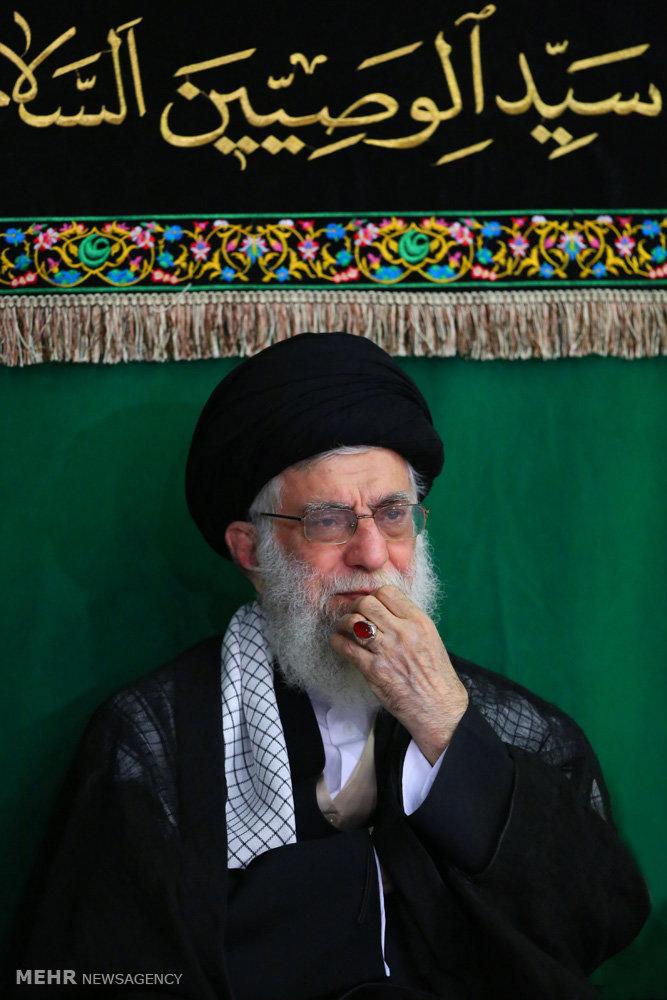 دومین شب عزاداری ایام محرم ۱۴۳۸ در حسینیه امام خمینی