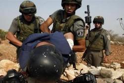بازداشت خبرنگار توسط رژیم صهیونیستی