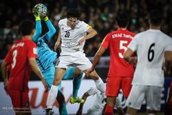 عقوبات الفيفا تبعد لاعبي فريق ايران عن مواجهته نظيره السوري