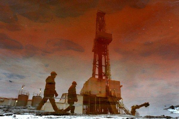 چاه نفت